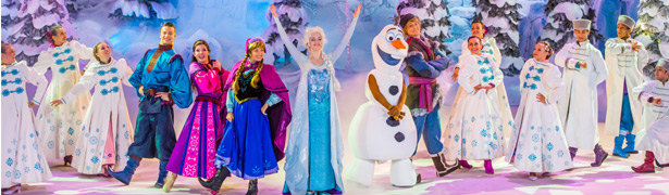Frozen at Disneyland Paris